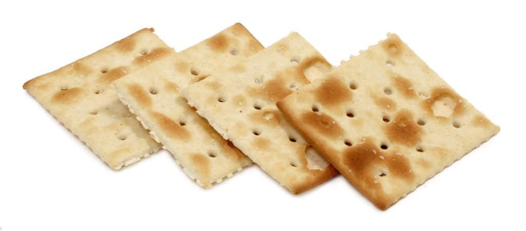 are saltine crackers vegan