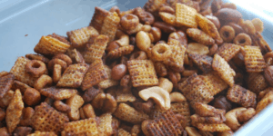 Is Chex Mix Vegan