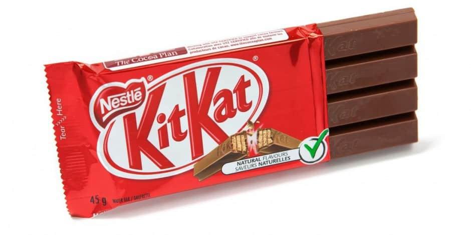 Are Kit Kats Vegan